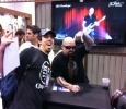 Kerry King and Joe